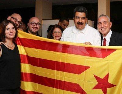 """Maduro habla de Cataluña: """"Me indigna que se persiga a la gente por sus ideas"""""""