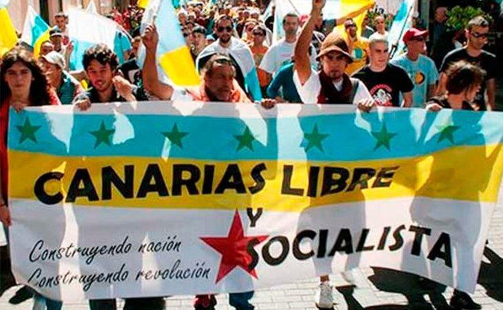 La organización quiere incorporar a otros movimientos como el nacionalismo canario