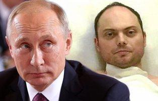 Kara-Murza, el opositor a Putin que ha sido envenenado dos veces y continúa vivo