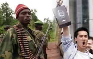 Tu teléfono y tu ordenador están manchados por la sangre de la guerra y el genocidio