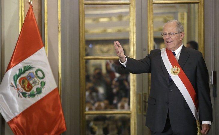 Kuczynski no ha alcanzado los dos años de presidencia