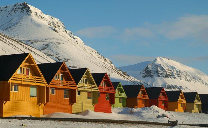 Longyearbyen, un paraíso helado