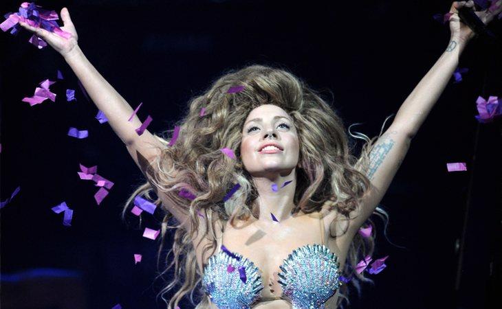 Lady Gaga experimentó con la electrónica en ARTPOP
