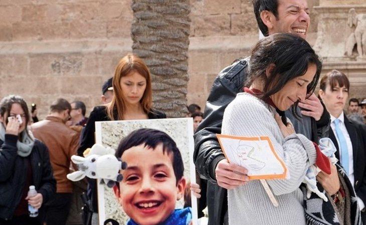La madre de Gabriel ha querido agradecer cómo España se ha volcado con su hijo y cómo les han arropado durante y después