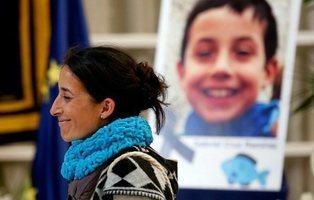 """La emotiva carta de la madre de Gabriel Cruz: """"que los ángeles te abracen"""""""