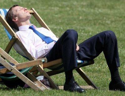 Las personas mayores de 40 años solo deben trabajar 3 días a la semana