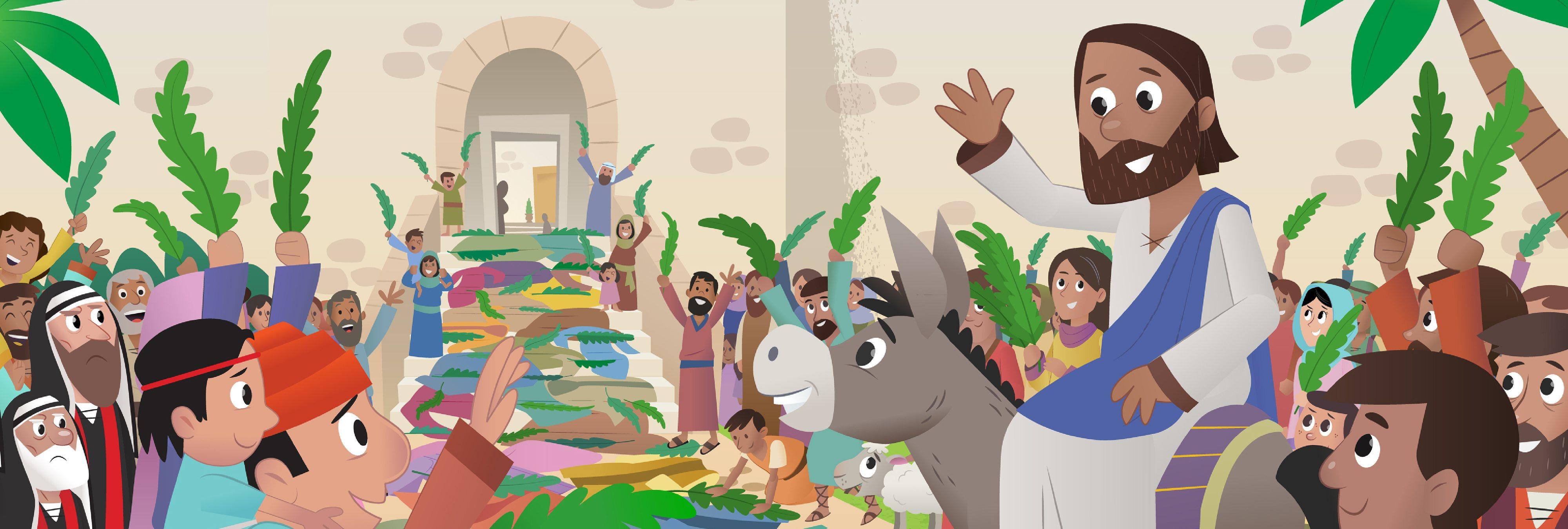 8 videojuegos basados en la Biblia que avergüenzan al propio Dios