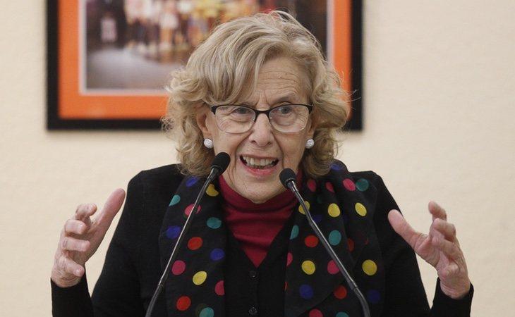 El Ayuntamiento de Manuela Carmena es de los pocos consistorios que siguen reduciendo la deuda heredada