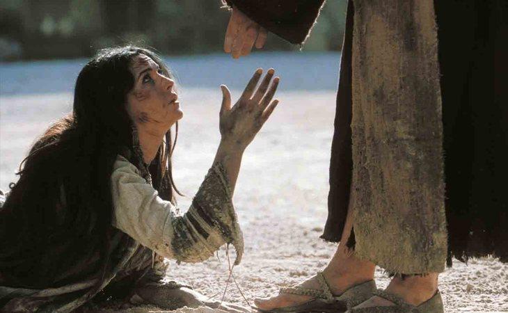 María Magdalena en 'La Pasión de Cristo'