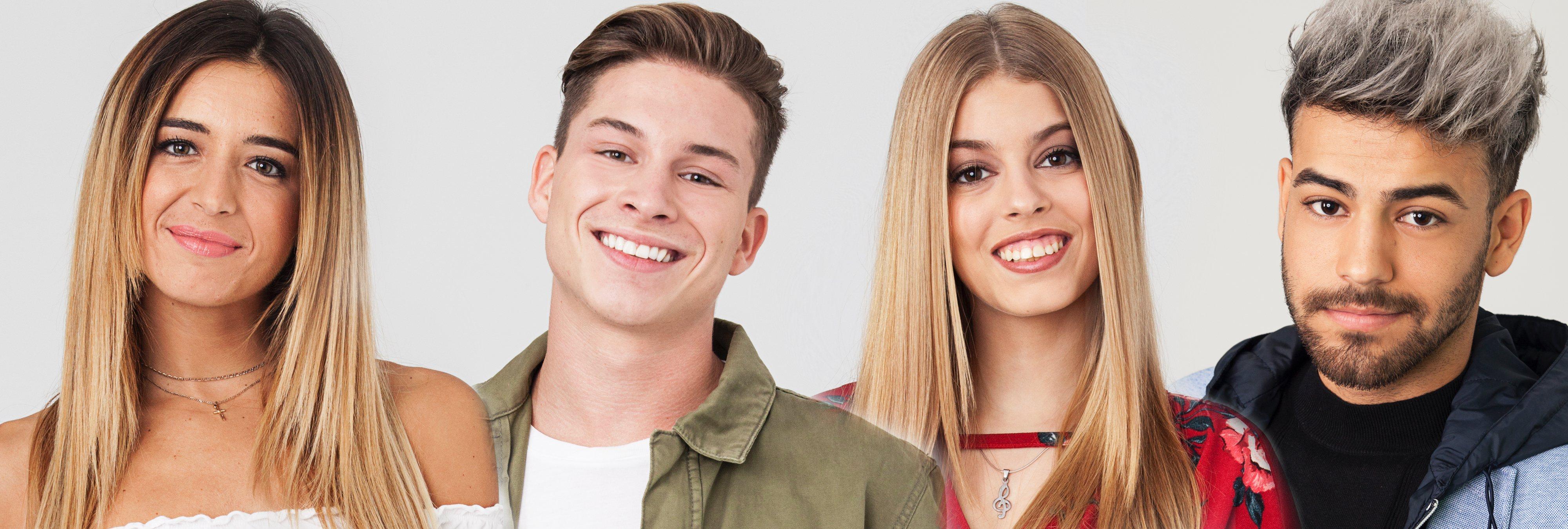 Se negocia el primer grupo de 'OT 2017': Agoney, Nerea, Raoul y Mimi