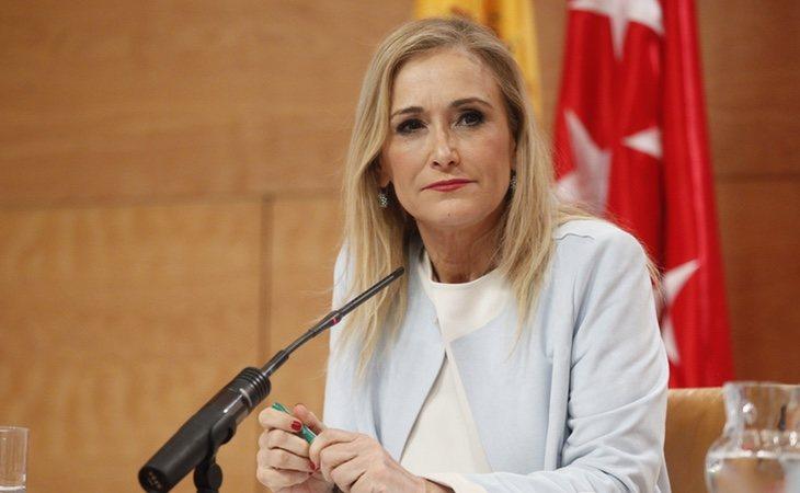 Las irregularidades del máster siguen pasando factura a la presidenta
