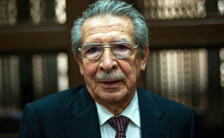 Ríos Montt nunca se arrepintió del asesinato de más de un millar de indígenas