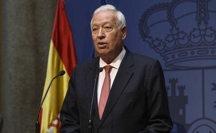 Margallo fue eurodiputado de 1994 a 2011