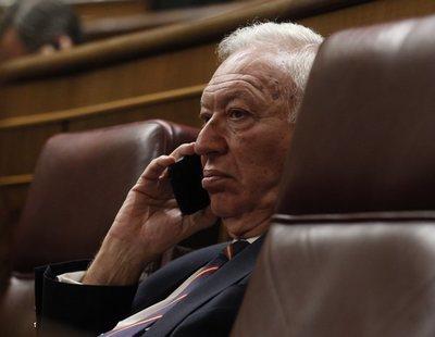Margallo cobró 53.000 euros de pensión al menos durante dos años mientras era ministro