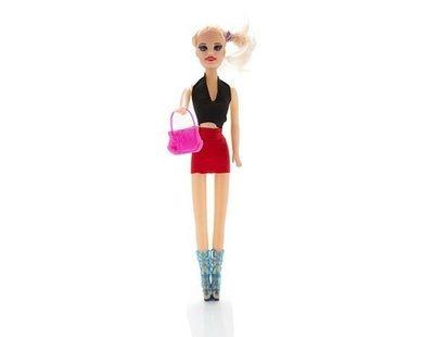 Aminata, la polémica muñeca prostituta para niños