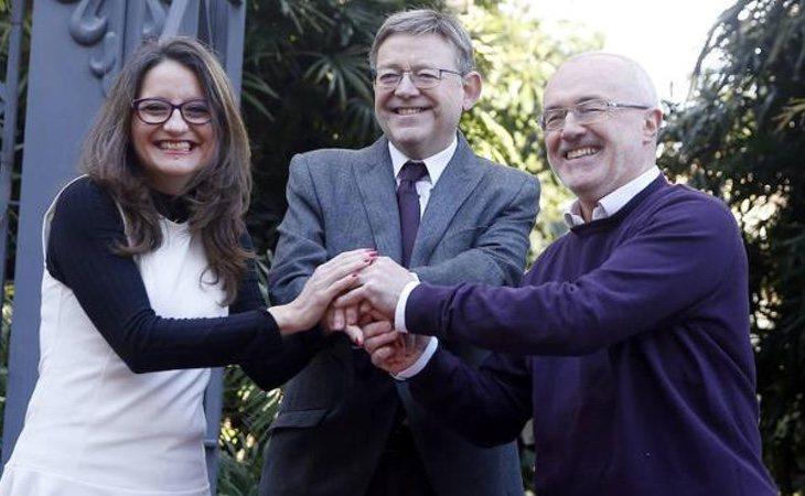 El Pacto del Bòtanic permitió que la izquierda recuperase Valencia