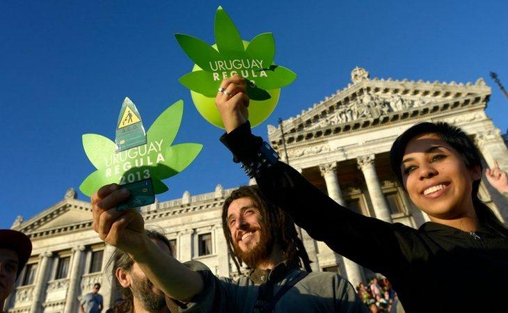 La marihuana ya es legal en varios países latinoamericanos y Estados de EEUU