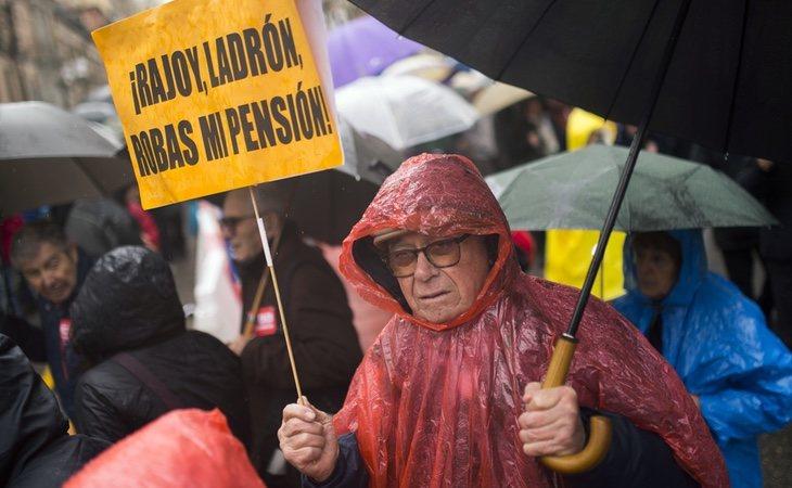La presión de los pensionistas ha surtido efecto