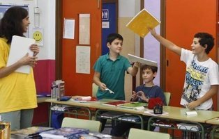 La preinscripción escolar en Cataluña no incluirá la casilla para el castellano
