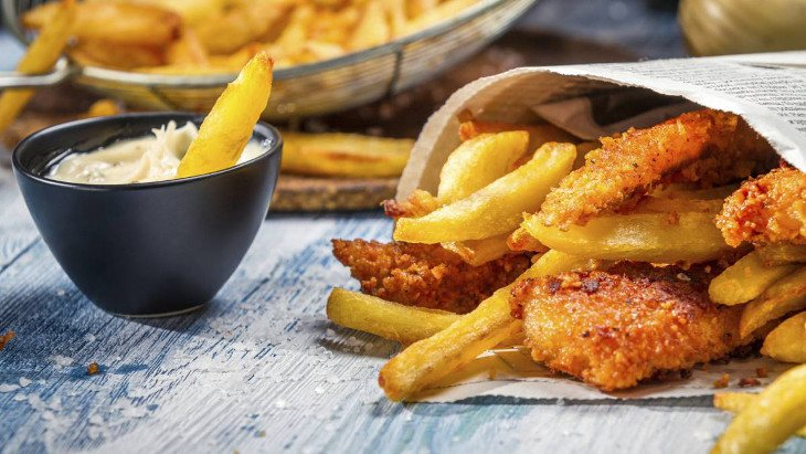 Las grasas saturadas de los alimentos fritos son especialmente perjudiciales