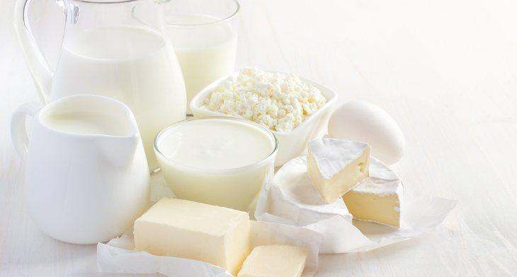 Los lácteos con mucha grasa pueden provocar depresión