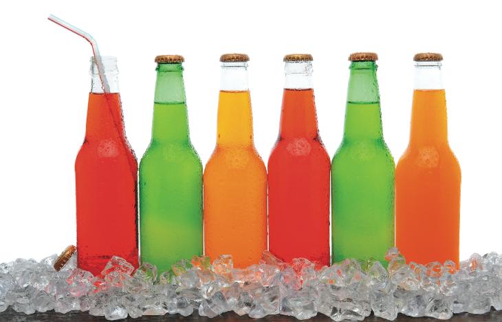 Cuidado con los refrescos, pueden provocar depresión