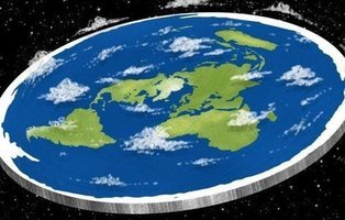 Solo un 66% de los jóvenes están convencidos de que la Tierra es redonda