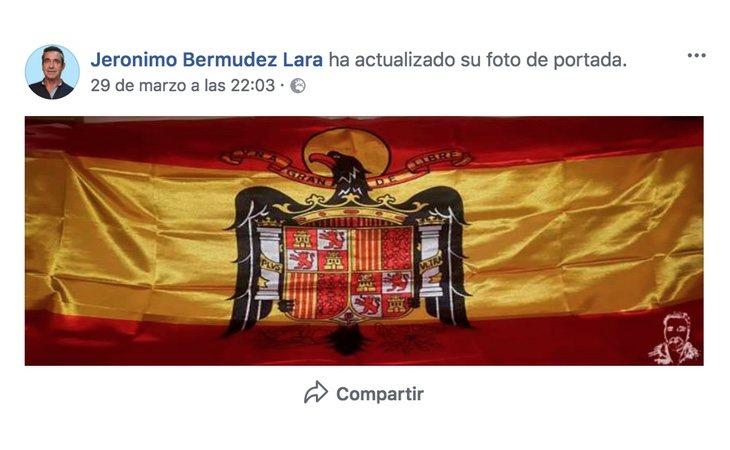 Jerónimo Bermúdez es alcalde del PP y gobierna Tormos, un pueblo de Alicante