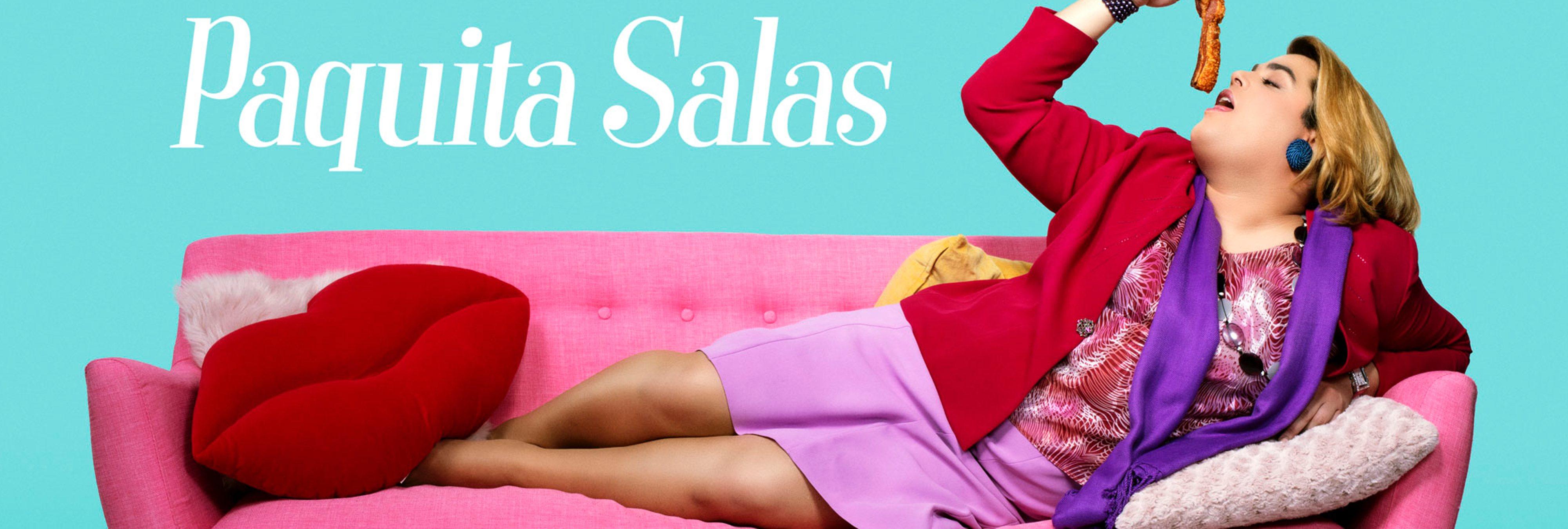9 grandes frases de Paquita Salas