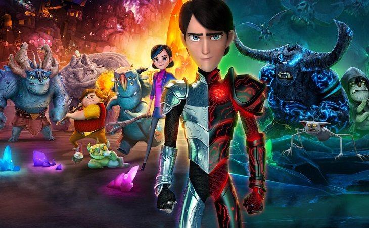 'TrollHunters', ficción creada por Guillermo del Toro para Netflix