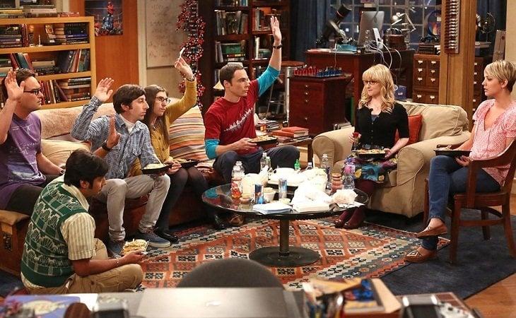 HBO consiguió los derechos en exclusiva de 'The Big Bang Theory'