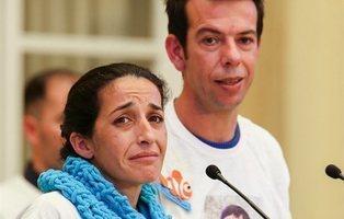 """Los padres de Gabriel muestran su """"frustración"""" por la quema de un muñeco de Ana Julia"""