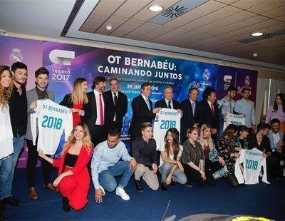 'OT Bernabéu. Caminando Juntos', el concierto solidario con entradas a un precio más asequible
