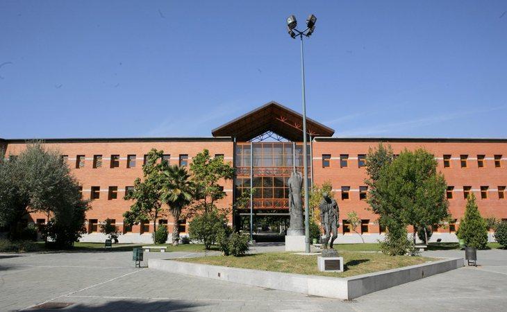Campus de Vicálvaro de la URJC donde se imparte el máster