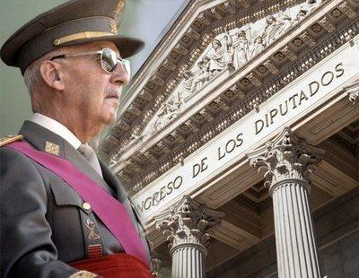 """La web del Congreso se dirige a Franco como """"general"""" o """"Jefe del Estado"""", no como dictador"""