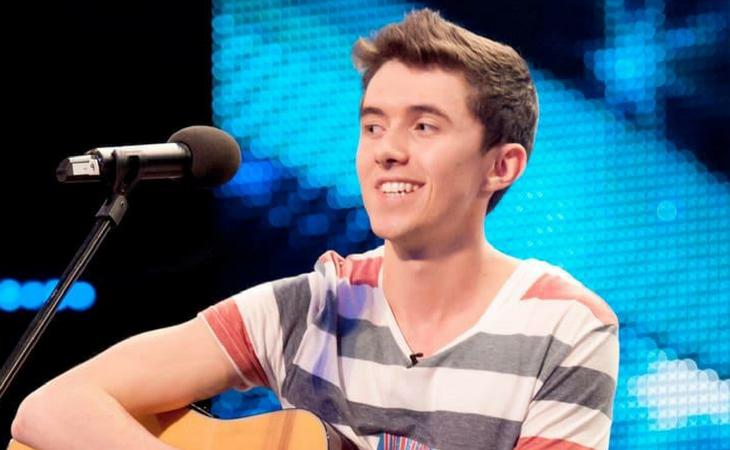 RyanO'Shaughnessy ganó mucha fama en el 'Got Talent' inglés
