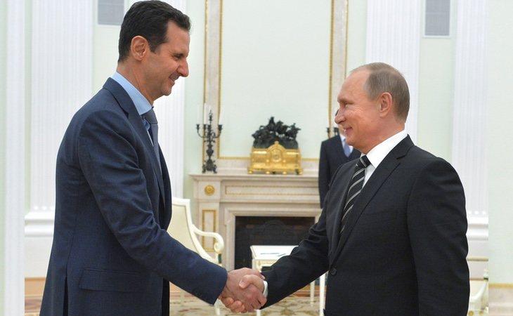 Rusia y Siria han negado su implicación en el presunto ataque químico