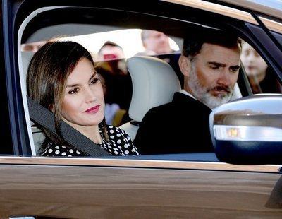 Los constantes rumores de divorcio entre Felipe VI y la reina Letizia