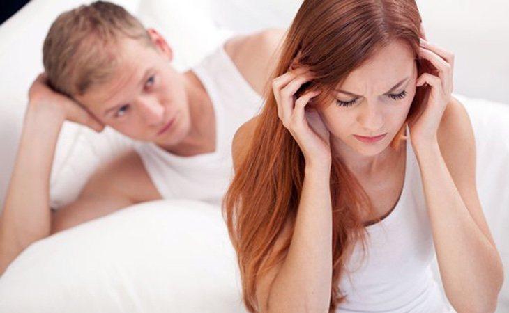 Los dolores durante las relaciones sexuales pueden tener una causa médica