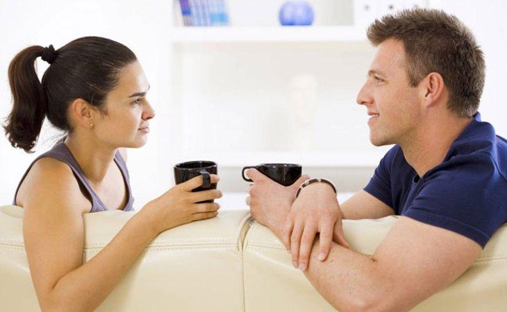 La comunicación en la pareja es fundamental a la hora de superar juntos este problema