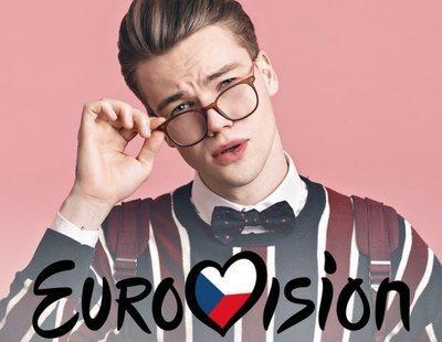 Eurovisión 2018: Un carismático 'nerd', apuesta checa para Lisboa