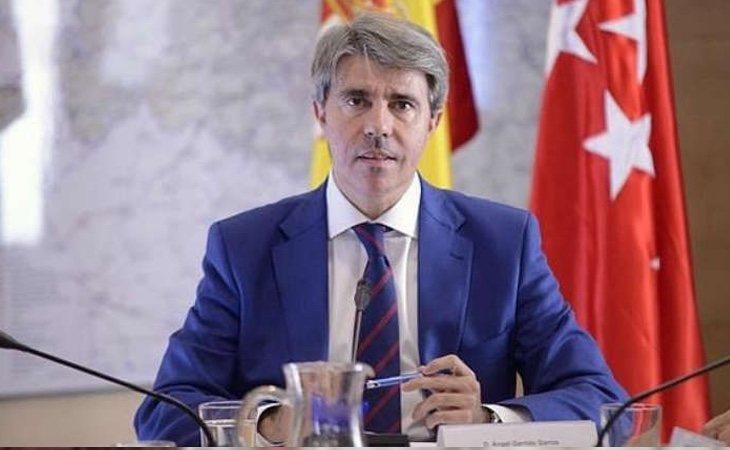 Ángel Garrido es el número dos de Cifuentes