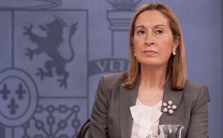 Ana Pastor cuenta con la confianza máxima de Rajoy