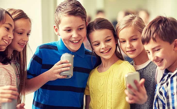 El 80% de los niños entre 6 y 12 años usa Youtube