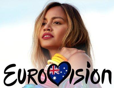 Eurovisión 2018: Australia se posiciona como favorita en la que podría ser su despedida