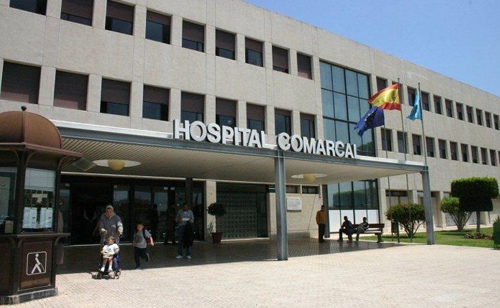 Hospital Comarcal de Melilla. /Foto: Melillahoy