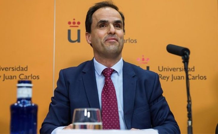 El rector de la URJC mantiene la investigación sobre las supuestas irregularidades de la universidad