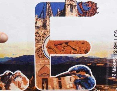 Correos ilustra por error la Catedral de Burgos en un sello dedicado a León