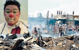 El héroe payaso que salvó la vida de varios niños en Perú