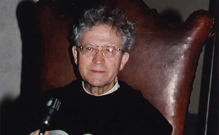 Marcello Pellegrino Ernetti es el ideólogo del Cronovisor